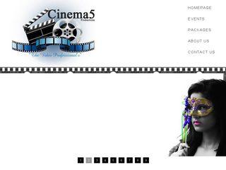 cinema5productions.com