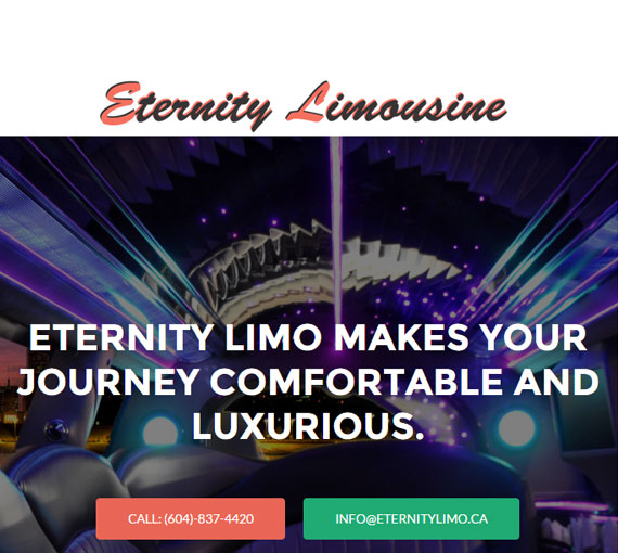 Eternity Limo