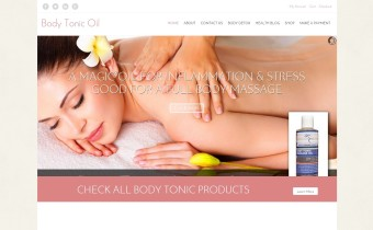 Body Tonic Oil