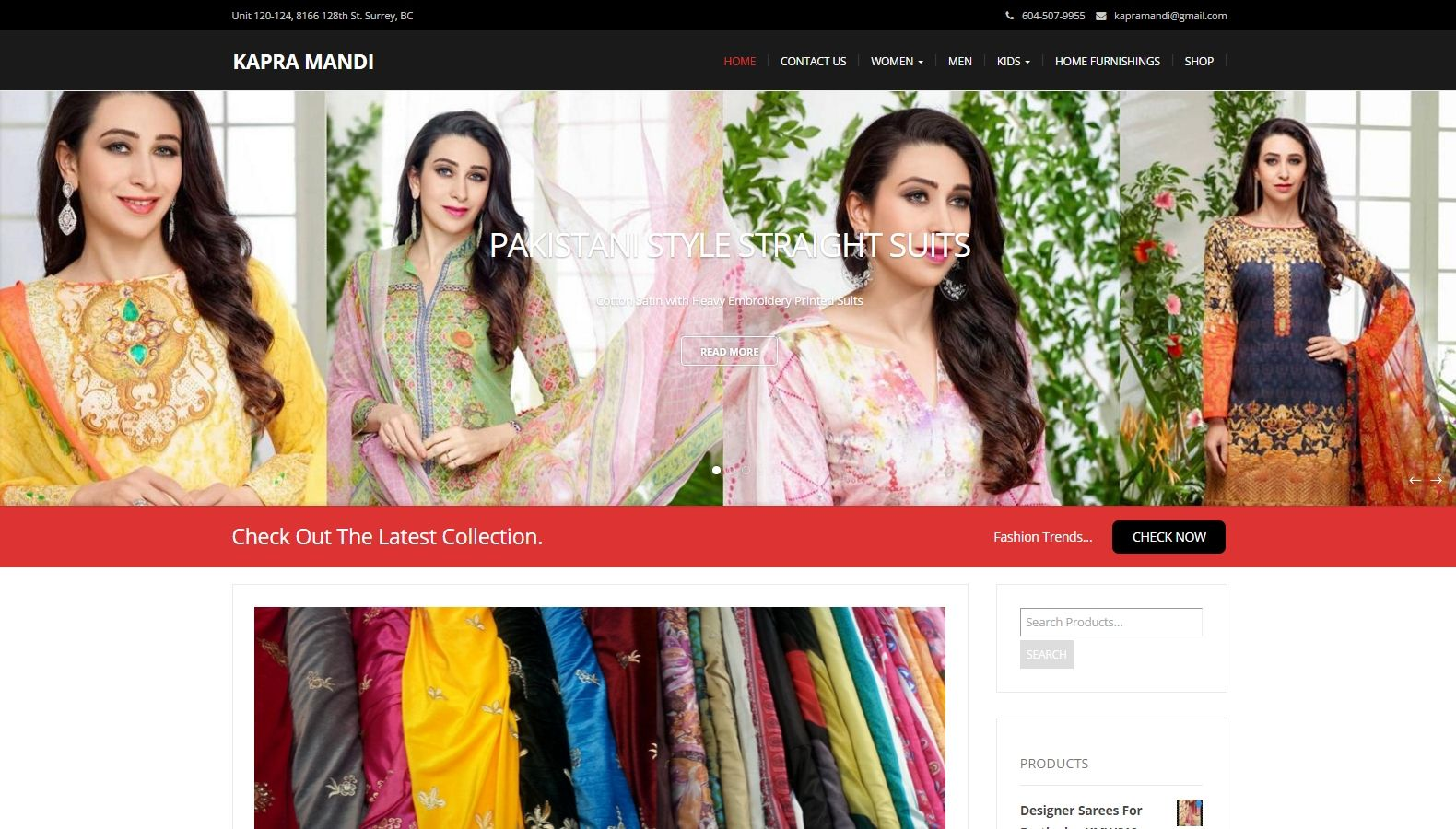 Kapra Mandi - Website Designing By SEOTeam.ca