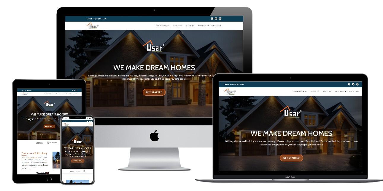 Developers Website Design – usar.ca
