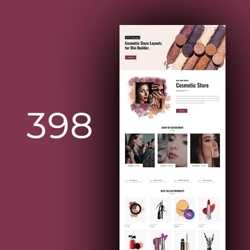 Cosmetic Shop 3