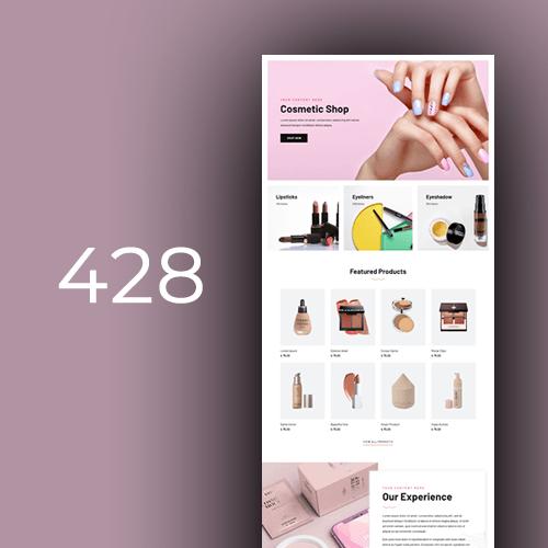 Cosmetic Shop 4