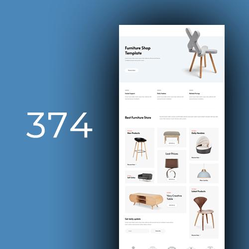 Furniture Shop 3