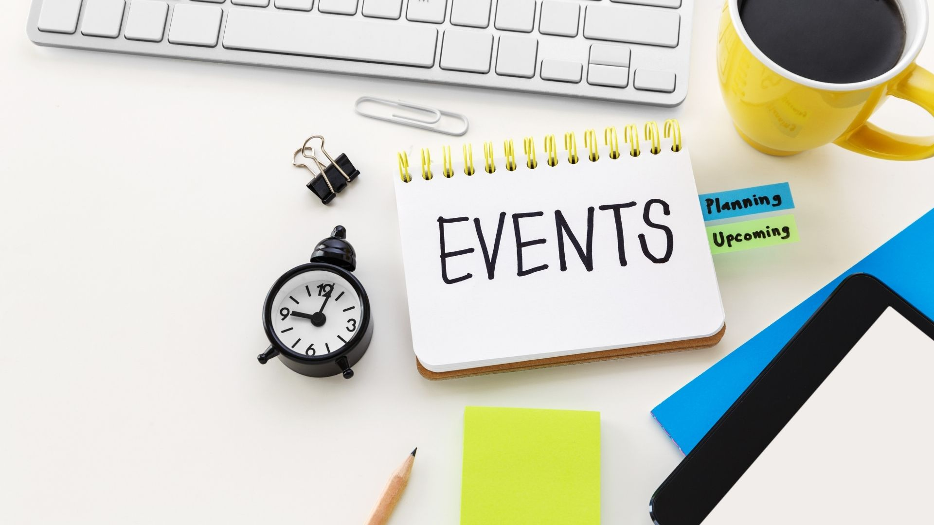 Cover Local and/or Industry Events – SEO Tips – Common Marketing Steps to achieve SEO Results