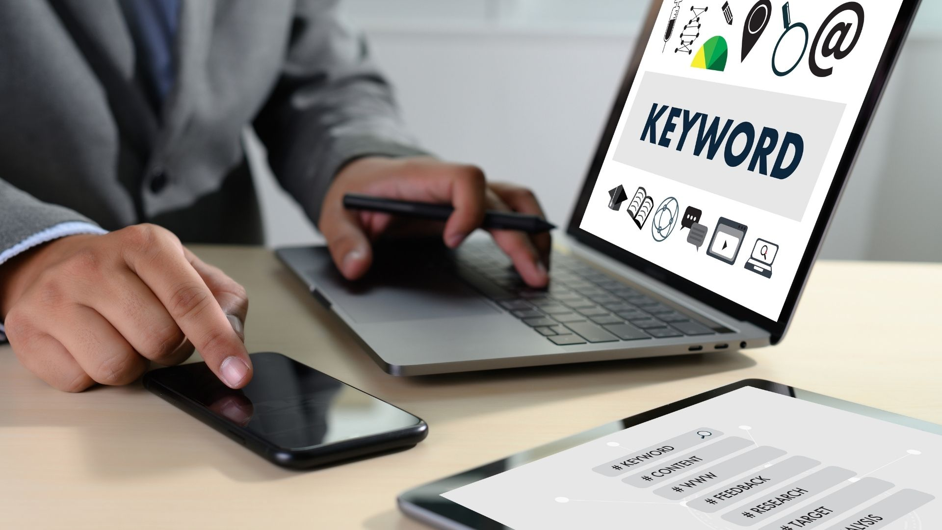 Research Competitors' Keyword/SEO Strategy – SEO Tips – Common Marketing Steps to achieve SEO Results
